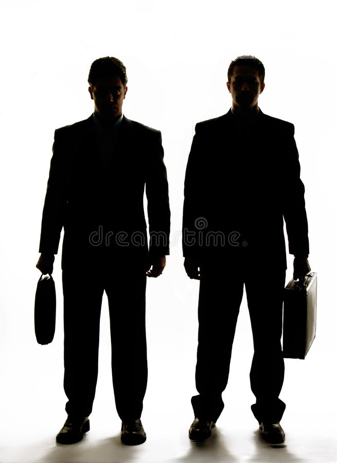 Agreement business. royalty free stock photography