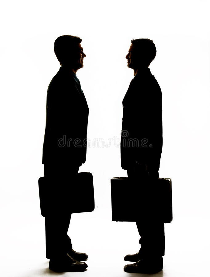 Agreement business. royalty free stock images