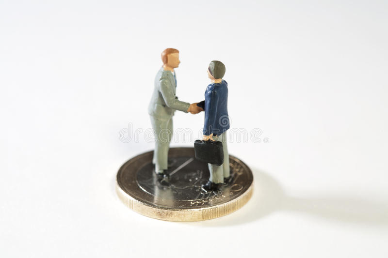 Agreement On New EU Fiscal Proposals. royalty free stock photos