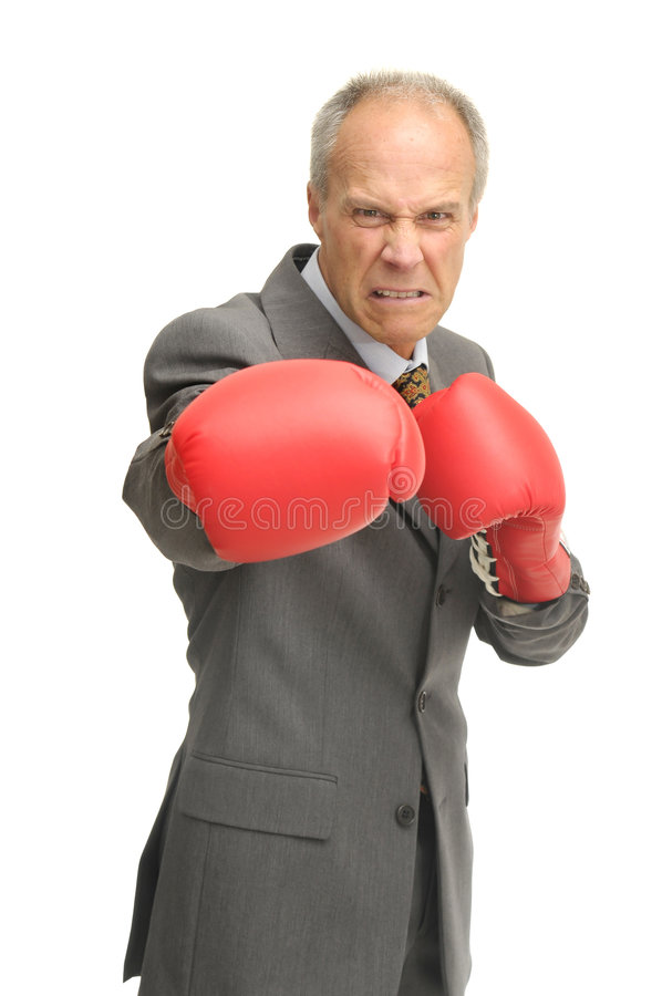 Download Agressive Business Royalty Free Stock Photo - Image: 9167205