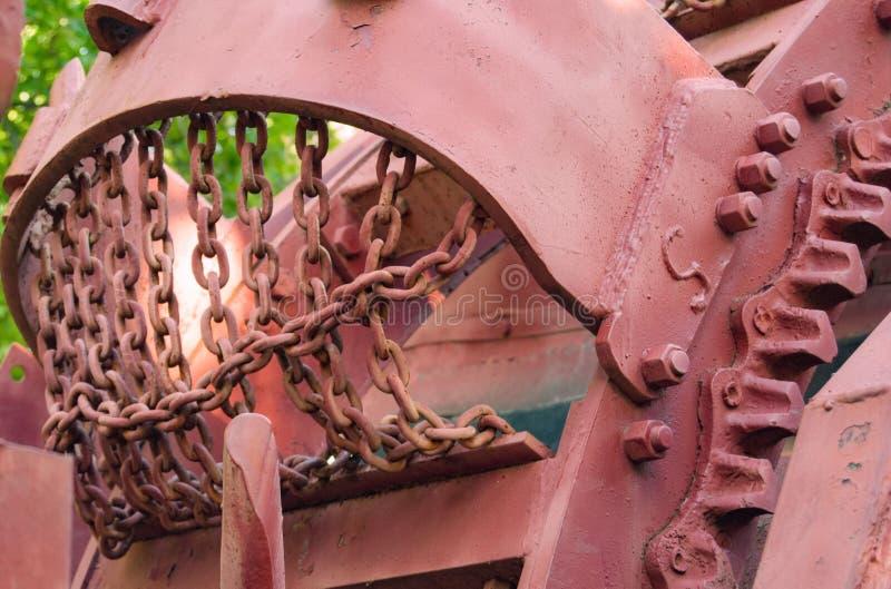 Agricaltural maszyna zdjęcia royalty free