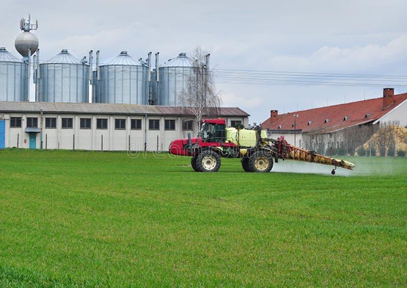 Agricoltura di affari di agricoltura fotografia stock libera da diritti