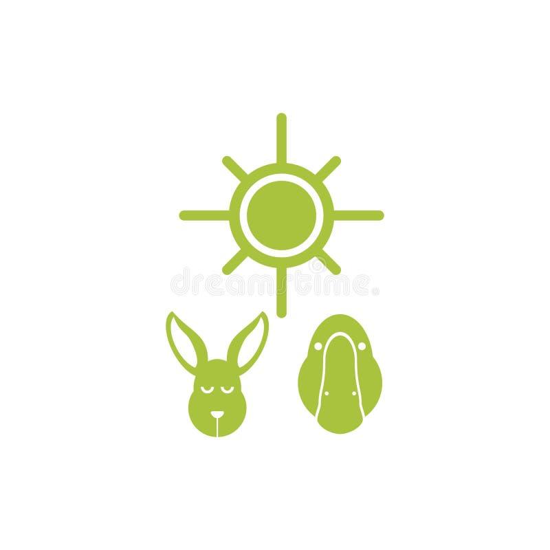 Agricoltura Logo Template royalty illustrazione gratis