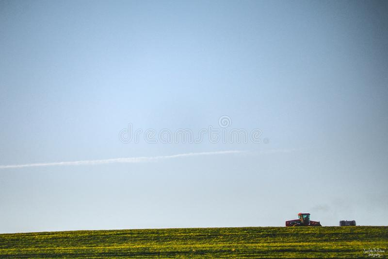 Agricoltura per vivere fotografia stock libera da diritti
