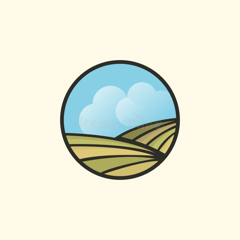 agricultura ilustração royalty free