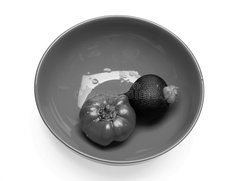 Agricultura y concepto de la comida fresca Paprika con gusto dulce fotografía de archivo libre de regalías