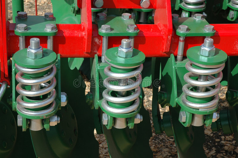 Download Agricultural equipment stock photo. Image of harvest, close - 9141186