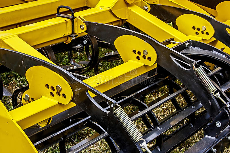 Download Agricultural Equipment. Detail 18 Royalty Free Stock Photo - Image: 25405075
