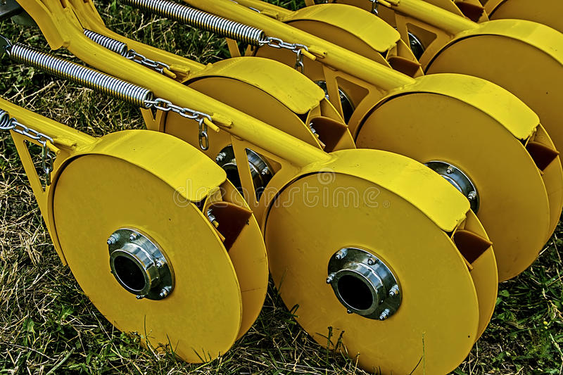 Download Agricultural Equipment. Details 16 Stock Image - Image: 29563723