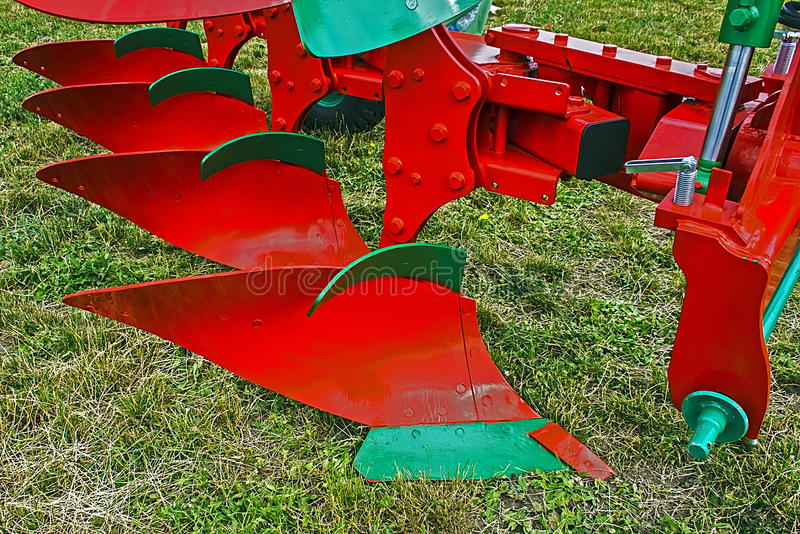 Download Agricultural Equipment. Detail 12 Stock Image - Image: 29563731