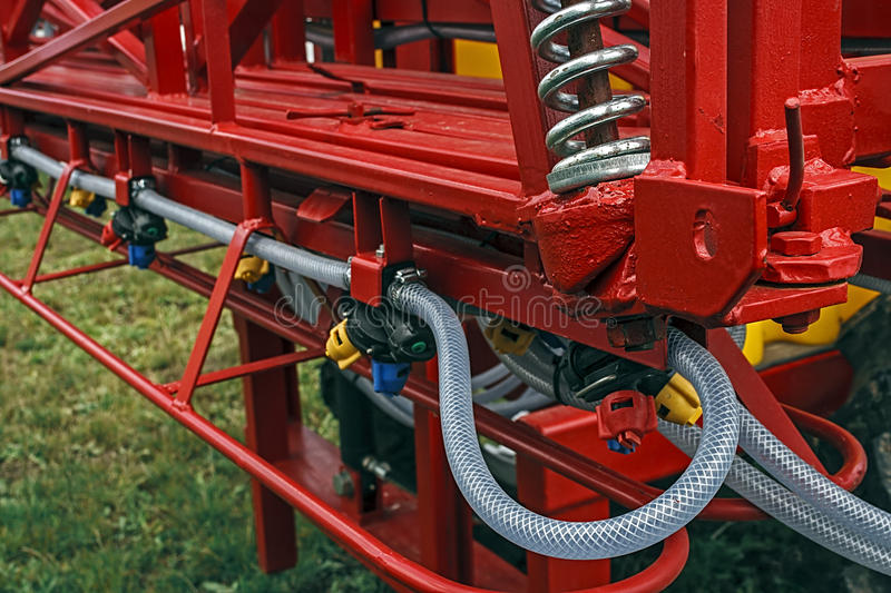 Agricultural equipment. Detail 118 stock photos