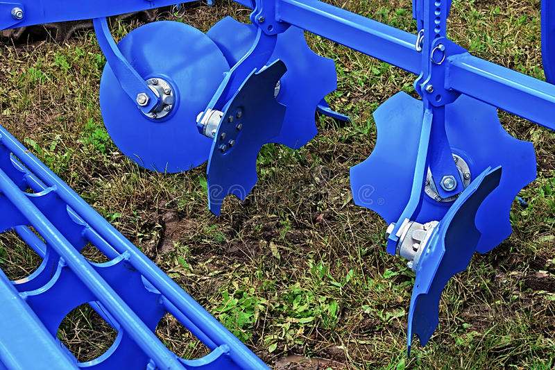 Download Agricultural Equipment. Detail 126 Stock Image - Image: 31394661