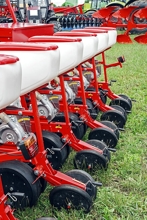 Download Agricultural Equipment. Detail 131 Stock Image - Image: 31465595