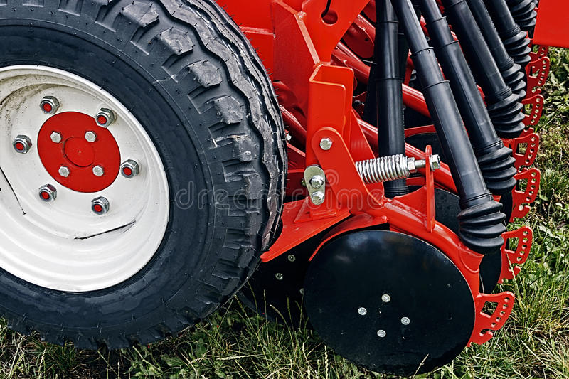 Download Agricultural Equipment. Detail 132 Stock Photo - Image: 31465596