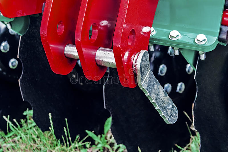 Download Agricultural Equipment. Detail 150 Stock Image - Image: 31576481