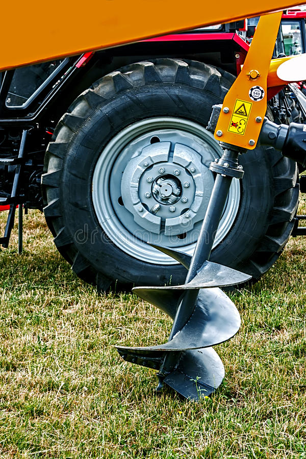 Download Agricultural Equipment. Detail 111 Stock Photo - Image: 31950764