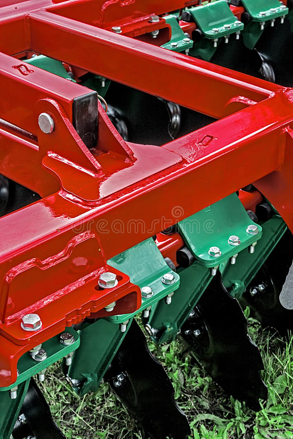 Download Agricultural Equipment. Detail 156 Stock Photo - Image: 32073574