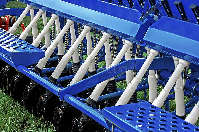Download Agricultural Equipment. Detail 160 Stock Photo - Image: 33093054