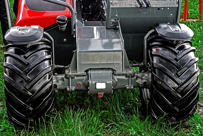 Agricultural Equipment. Detail 164 Stock Photo