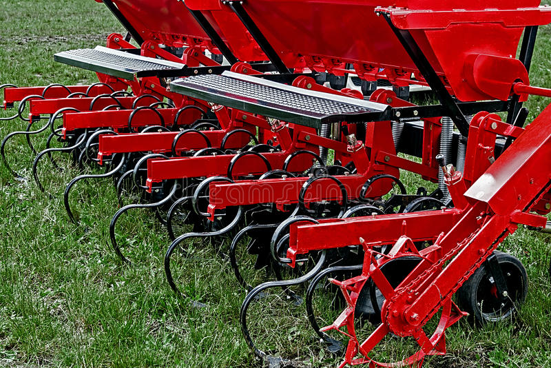 Agricultural equipment. Detail 168