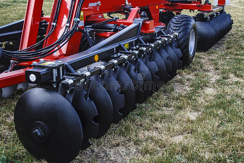 Download Agricultural Equipment. Detail 102 Stock Photo - Image of earth, farm: 39507026