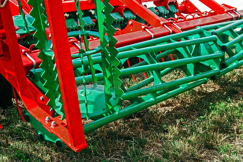 Download Agricultural Equipment.Details 91 Stock Photo - Image: 30807034
