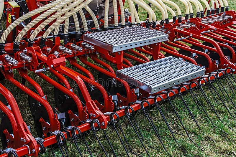 Download Agricultural Equipment. Details 36 Stock Image - Image of agriculture, drills: 39507057