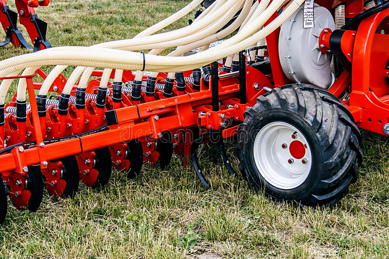 Download Agricultural Equipment. Details 37 Stock Photo - Image of discs, cultivate: 39507066