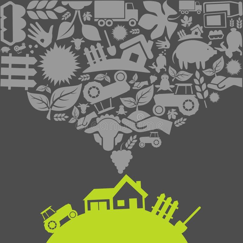 Agriculture2 διανυσματική απεικόνιση