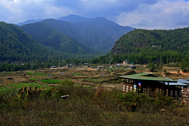 Agriculture in Bhutan. The primary goals of agriculture in Bhutan are to raise the per capita income of the people living in rural areas, to enhance self royalty free stock photography