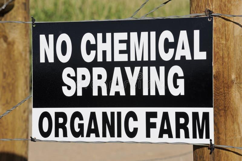 Agriculture biologique image stock