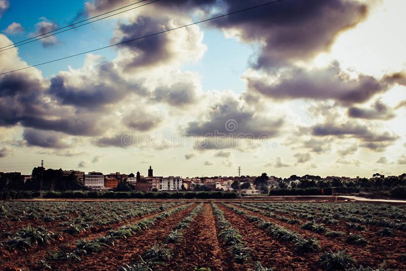 Agriculture, Buildings, Cielo stock photos