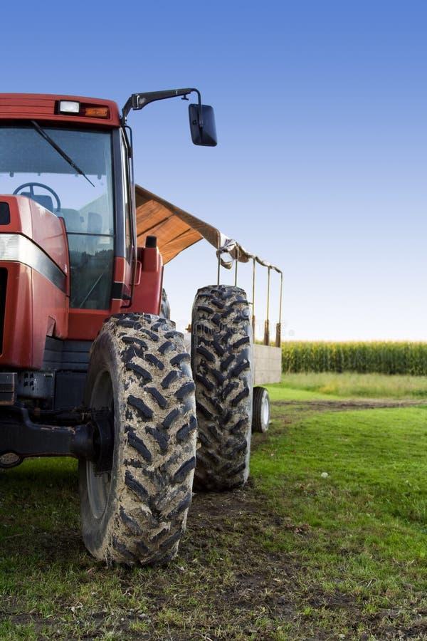 Agriculture du camion image libre de droits