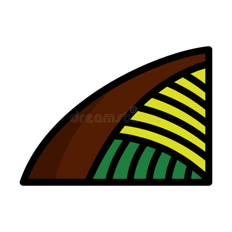 Free Agriculture Field Icon Royalty Free Stock Photos - 217352898