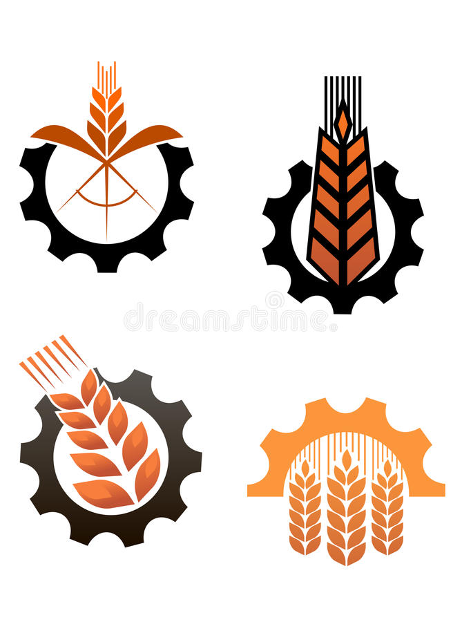 Download Agriculture Icons And Smbols Stock Vector - Image: 33855815