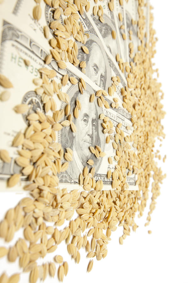Agriculture Money Stock Photos