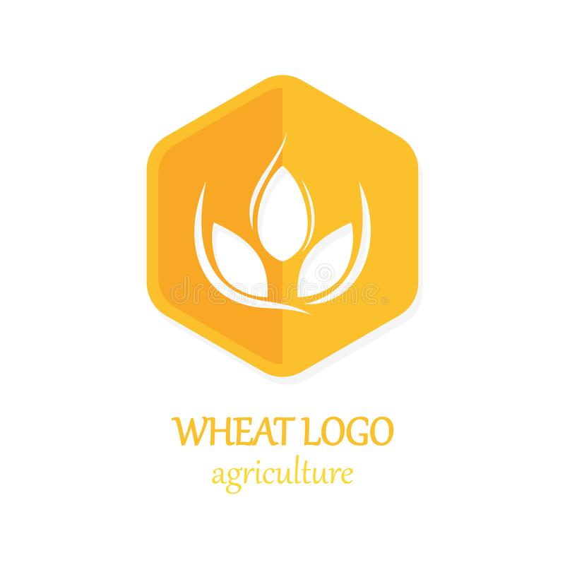 Free Agriculture Wheat Logo Icon Design Template Vector Illustration Stock Image - 104786031