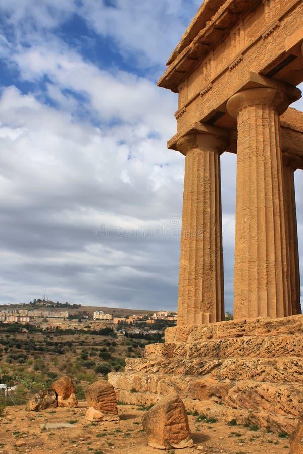 Download Agrigento stock image. Image of tourism, greece, agrigento - 16209581