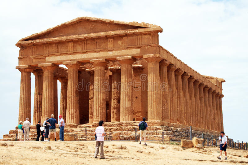 Download Agrigento editorial photography. Image of historic, sicily - 20384662