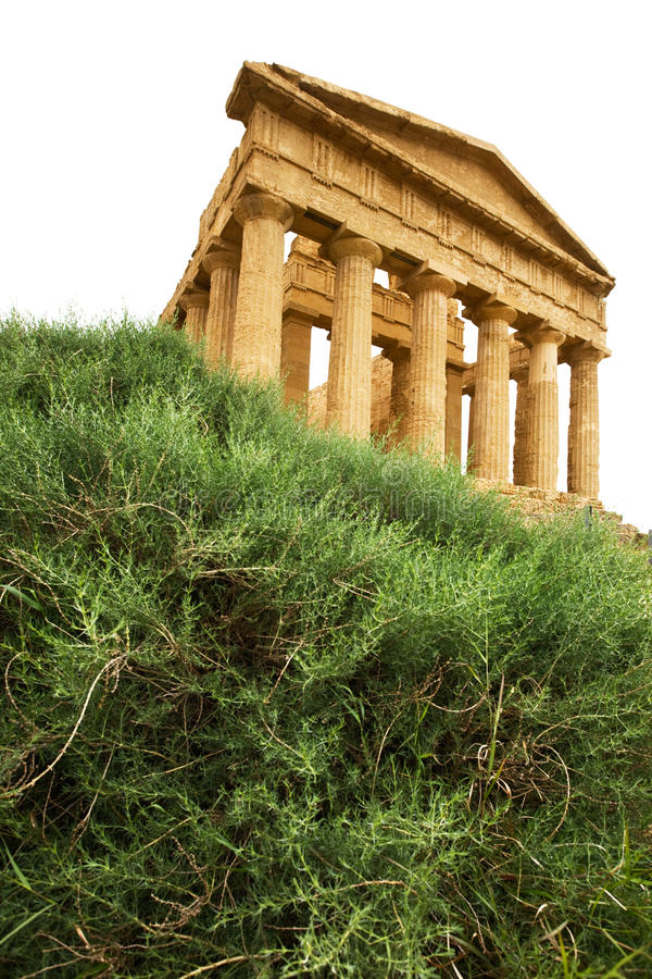 Download Agrigento, Temple Of Concordia Stock Photography - Image: 25194452