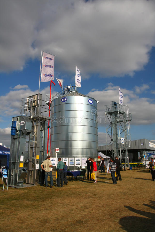 Download AGRO SHOW 2009 Editorial Stock Image - Image: 11157829