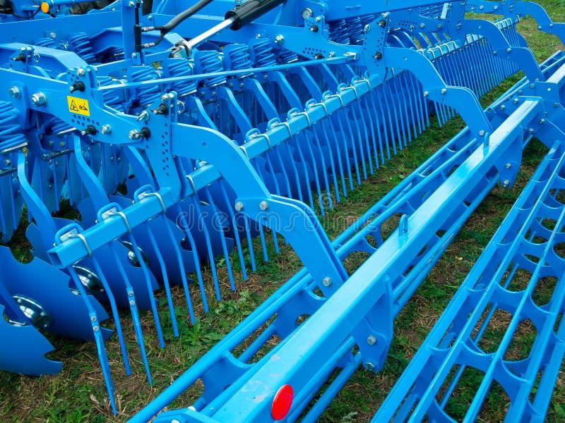 Agronomische machine royalty-vrije stock foto's