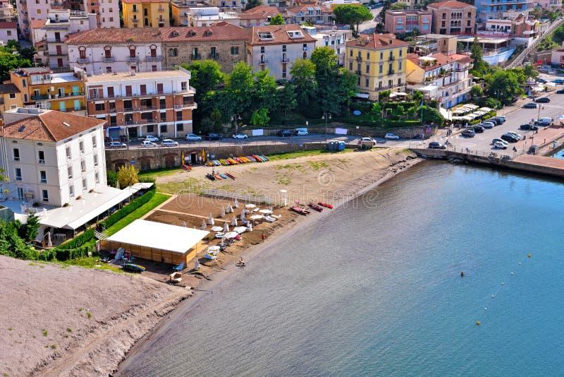 Agropoli Salerno Itália imagens de stock royalty free