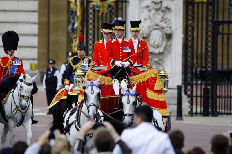 Agrupando-se a cor, Londres 2012 imagem de stock royalty free