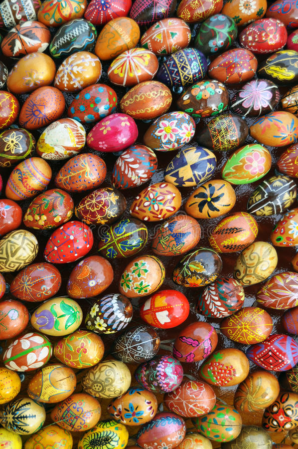 Download Ovos da páscoa imagem de stock. Imagem de wallpapers - 29844917
