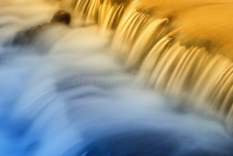 Agua abstracta foto de archivo