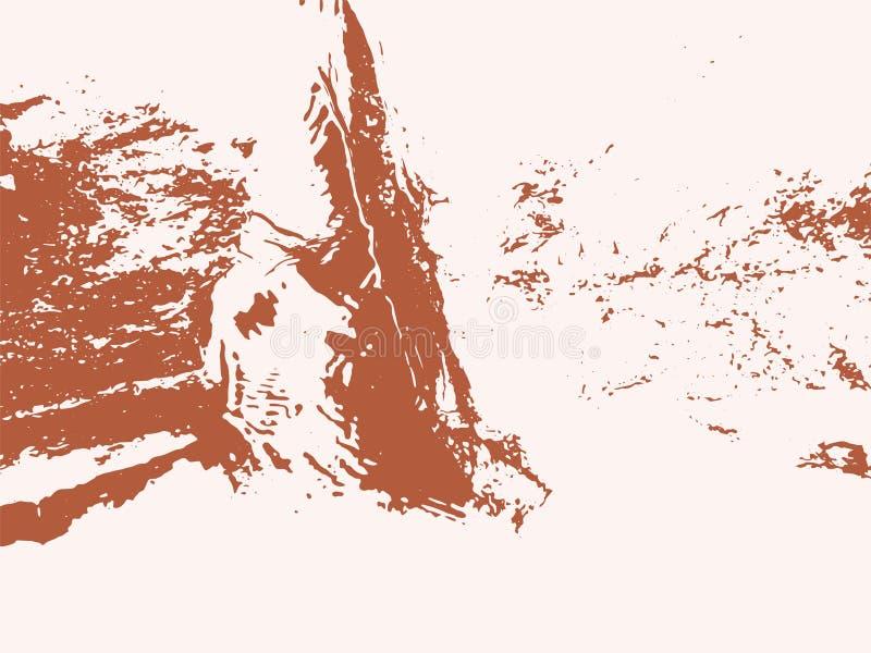Agua, arena y fondo de la textura del vector de la roca libre illustration