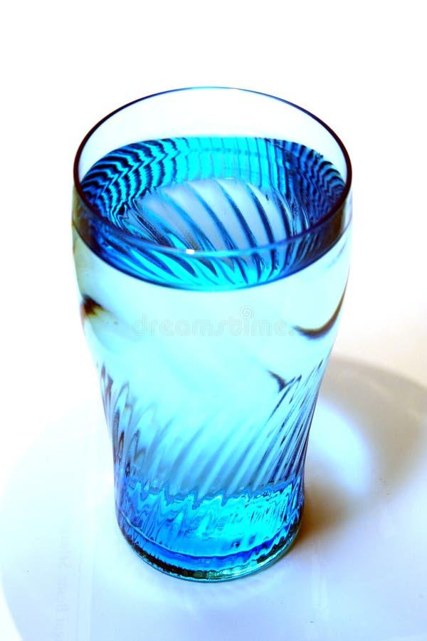 Agua azul clara fotografía de archivo libre de regalías