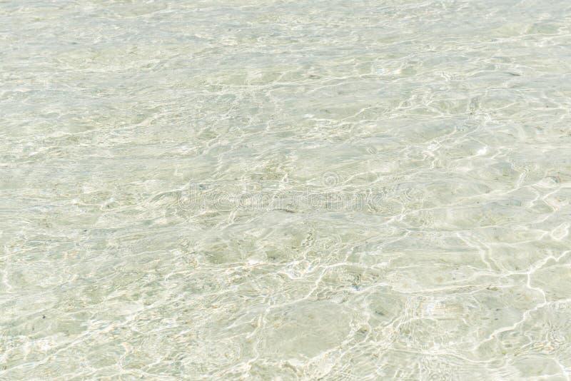 Agua clara imágenes de archivo libres de regalías