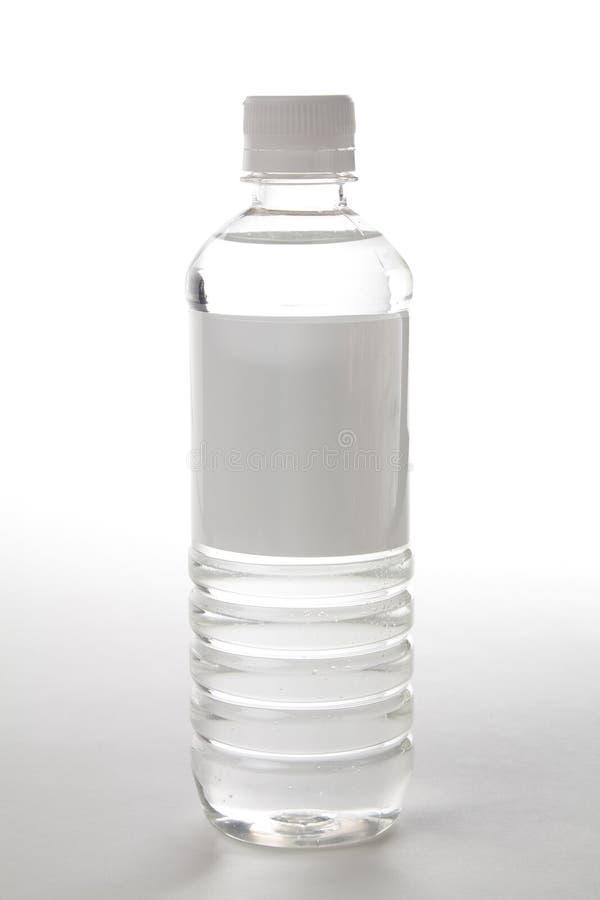 Agua de botella imagen de archivo libre de regalías